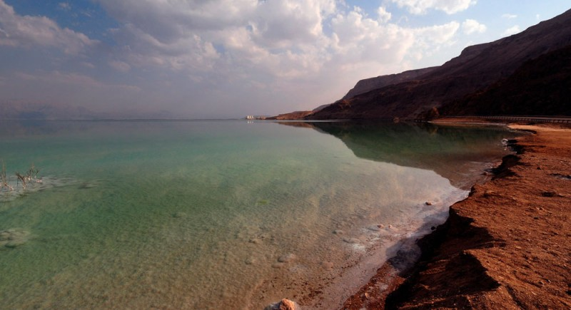 Dead Sea - Center of health and beauty