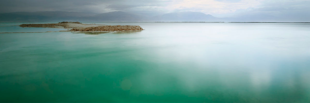 The Dead Sea - health and beauty